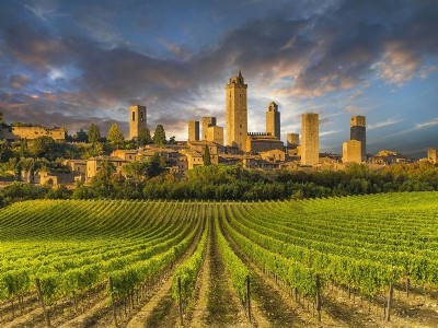Tuscany tour by Vespa