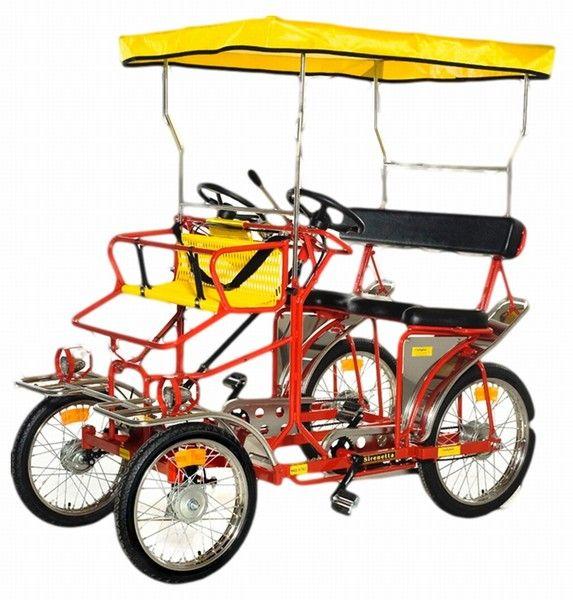 Noleggio quadricicli per 2/3 posti Toscana